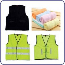 Vest & Towel
