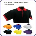 C Series (plain collar duo colour)