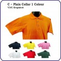 C Series (plain collar single colour)