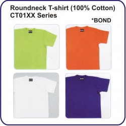 T-Shirt Roundneck CT01XX series