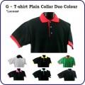 G Series - plain collar duo colour
