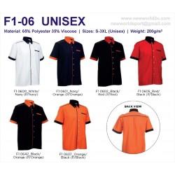 Uniform F1 Corporate Shirt F1-06