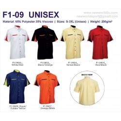 Uniform F1 Corporate Shirt F1-09
