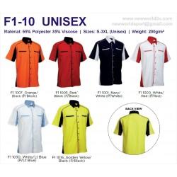 Uniform F1 Corporate Shirt F1-10