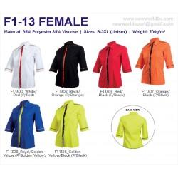 Uniform F1 Corporate Shirt F1-13