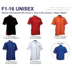 Uniform F1 Corporate Shirt F1-16
