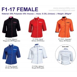 Uniform F1 Corporate Shirt F1-17