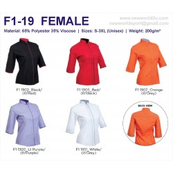 Uniform F1 Corporate Shirt F1-19