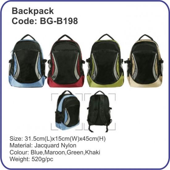 Backpack Bag BG-B198
