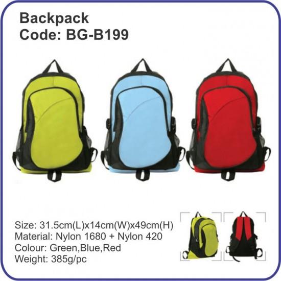 Backpack Bag BG-B199