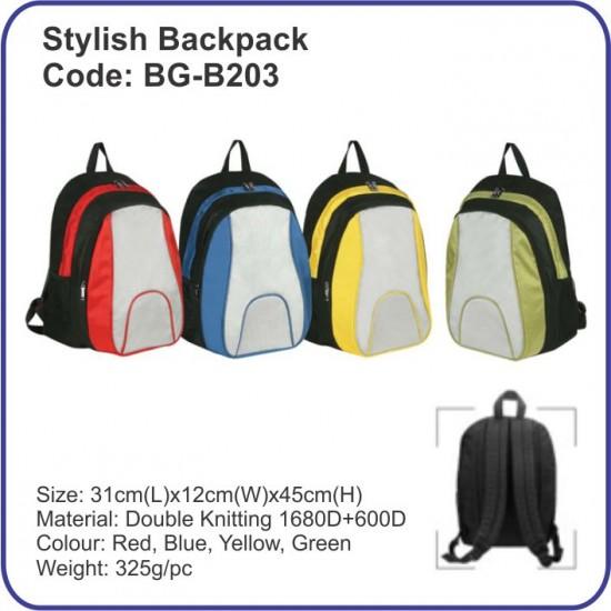 Backpack Bag BG-B203