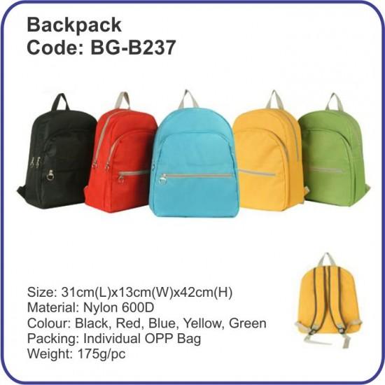 Backpack Bag BG-B237
