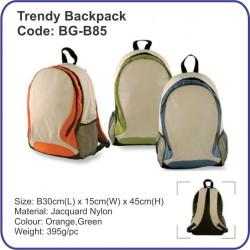 Trendy Backpack Bag BG-B85
