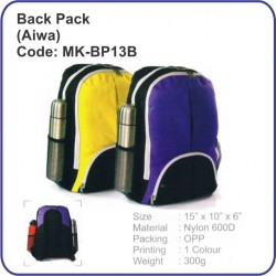 Backpack Bag (Aiwa) MK-BP13B