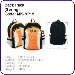 Backpack Bag (Spring) MK-BP15