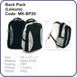 Backpack Bag (Leisure) MK-BP20