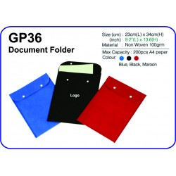 Document Folder GP36