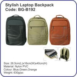 Stylish Laptop Backpack BG-B192