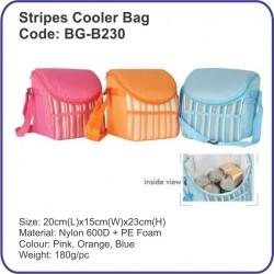 Stripes Cooler Bag BG-B230