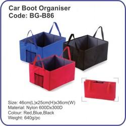 Car Boot Organiser BG-B86