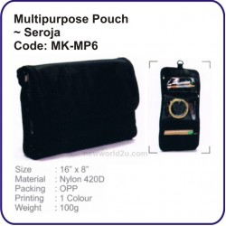 Multipurpose Pouch (Seroja) MK-MP6