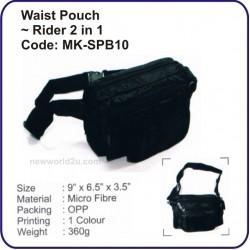 Waist Pouch (Rider 2 in 1) MK-SPB10