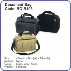 Document Bag BG-B103