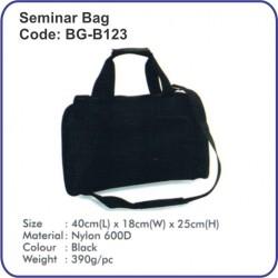 Seminar Bag BG-B123