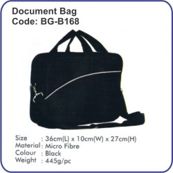 Document Bag BG-B168