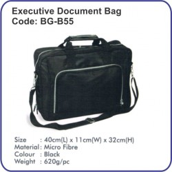Executive Document Bag BG-B55