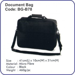 Document Bag BG-B78