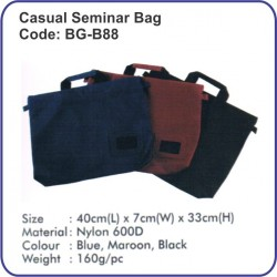 Casual Seminar Bag BG-B88