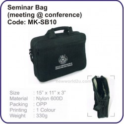 Seminar Bag (Meeting @ Conference) MK-SB10