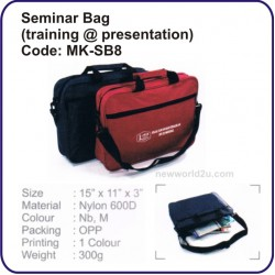 Seminar Bag (Training @ Presentation) MK-SB8