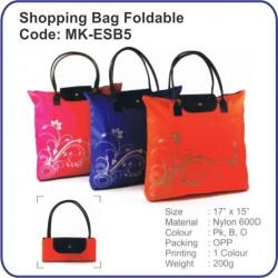 Shopping Bag Foldable MK-ESB5