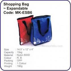 Shopping Bag Expandable MK-ESB6