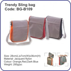 Trendy Sling Bag BG-B109