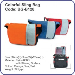 Colorfull Sling Bag BG-B128