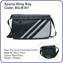 Sporty Sling Bag BG-B161