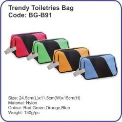 Trendy Toiletries Bag BG-B91