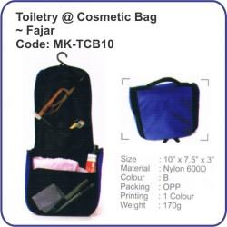 Toiletries @ Cosmetic Bag Fajar MK-TCB10