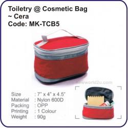Toiletries @ Cosmetic Bag Cera MK-TCB5
