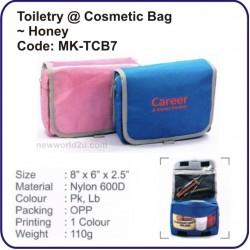 Toiletries @ Cosmetic Bag Honey MK-TCB7