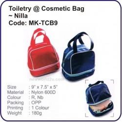 Toiletries @ Cosmetic Bag Nilla MK-TCB9