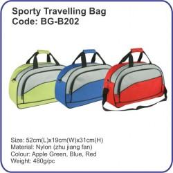 Sporty Travelling Bag BG-B202