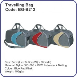 Travelling Bag BG-B212