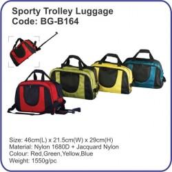 Sport Trolley Luggage BG-B164