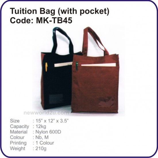 Tuition Bag MK-TB45