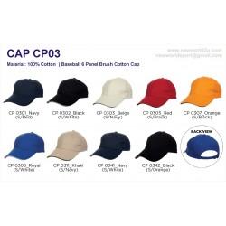 Cap CP03