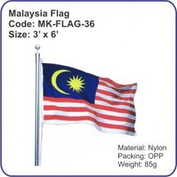 Malaysia Flag 3 x 6